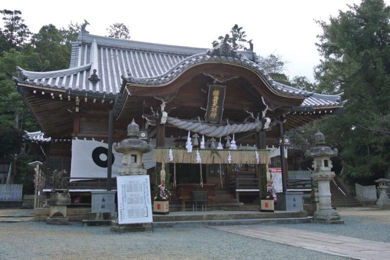 伊豫稲荷神社